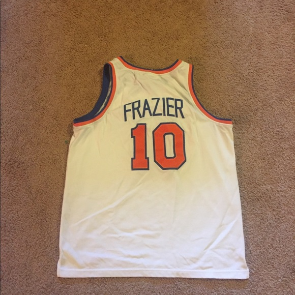 more photos e285b b539d New York Knicks Walt Clyde Frazier Jersey